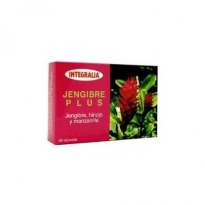 Jengibre Plus de Integralia INTEGRALIA 162 Ayudas aparato Digestivo salud.bio