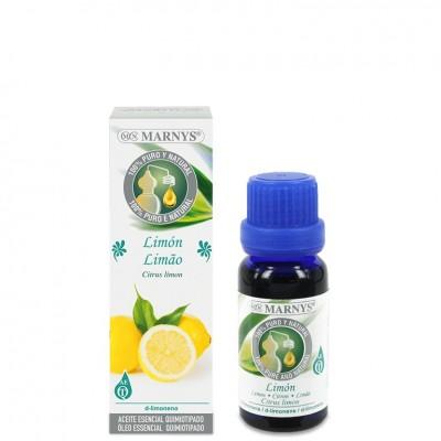 Aceite Esencial de LIMON Quimiotipado de MARNYS Marnys AA014 Aceites esenciales uso interno salud.bio