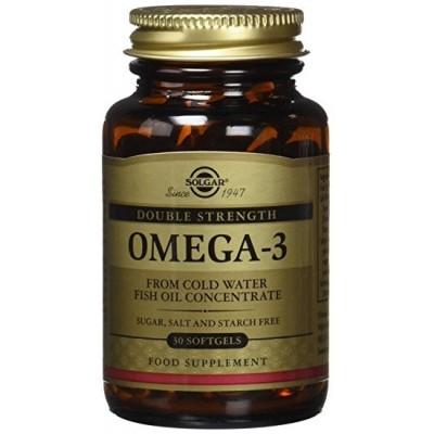 Omega-3  alta concentración  30 cápsulas