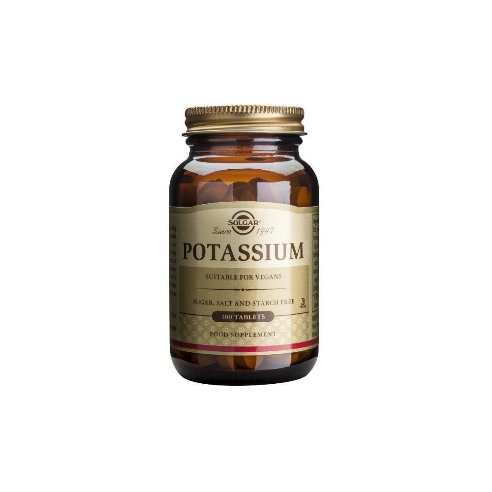 Potasio de Solgar SOLGAR 102260 Minerales salud.bio