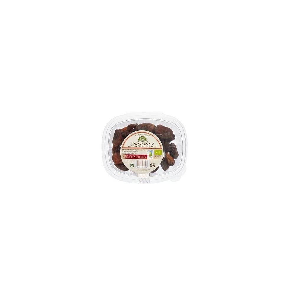 OREJONES de Albaricoques ECO 250 gr