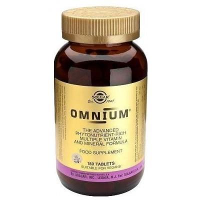 Omnium Solgas 180 Comprimidos