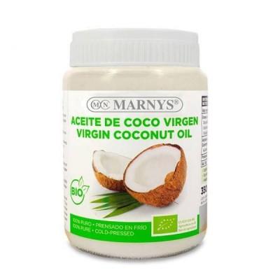 Aceite de Coco BIO ECO Virgen Extra 350g Marnys AP108 Inicio salud.bio