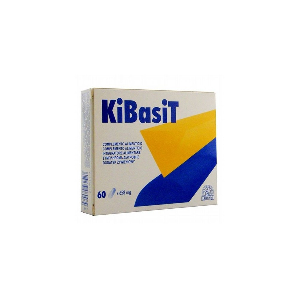 ABASIT ( kibasit a urico ) 60cap Abad laboratorios  Inicio salud.bio