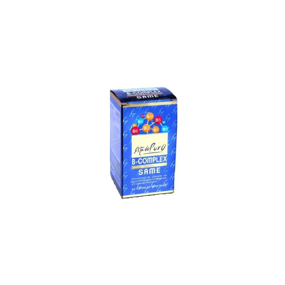 B-Complex SAME de EstadoPuro de Tongil Tongil (Estado Puro) M43 Vitamina B salud.bio