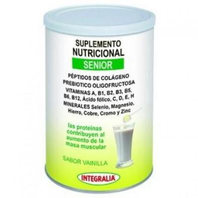 Suplemento Nutricional Senior de Integralia INTEGRALIA 462 Sénior y Tercera Edad salud.bio
