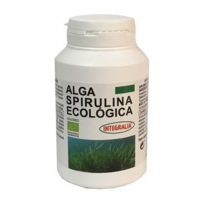 Alga Spirulina Ecológica Integralia INTEGRALIA 497 Vitaminas y Minerales salud.bio
