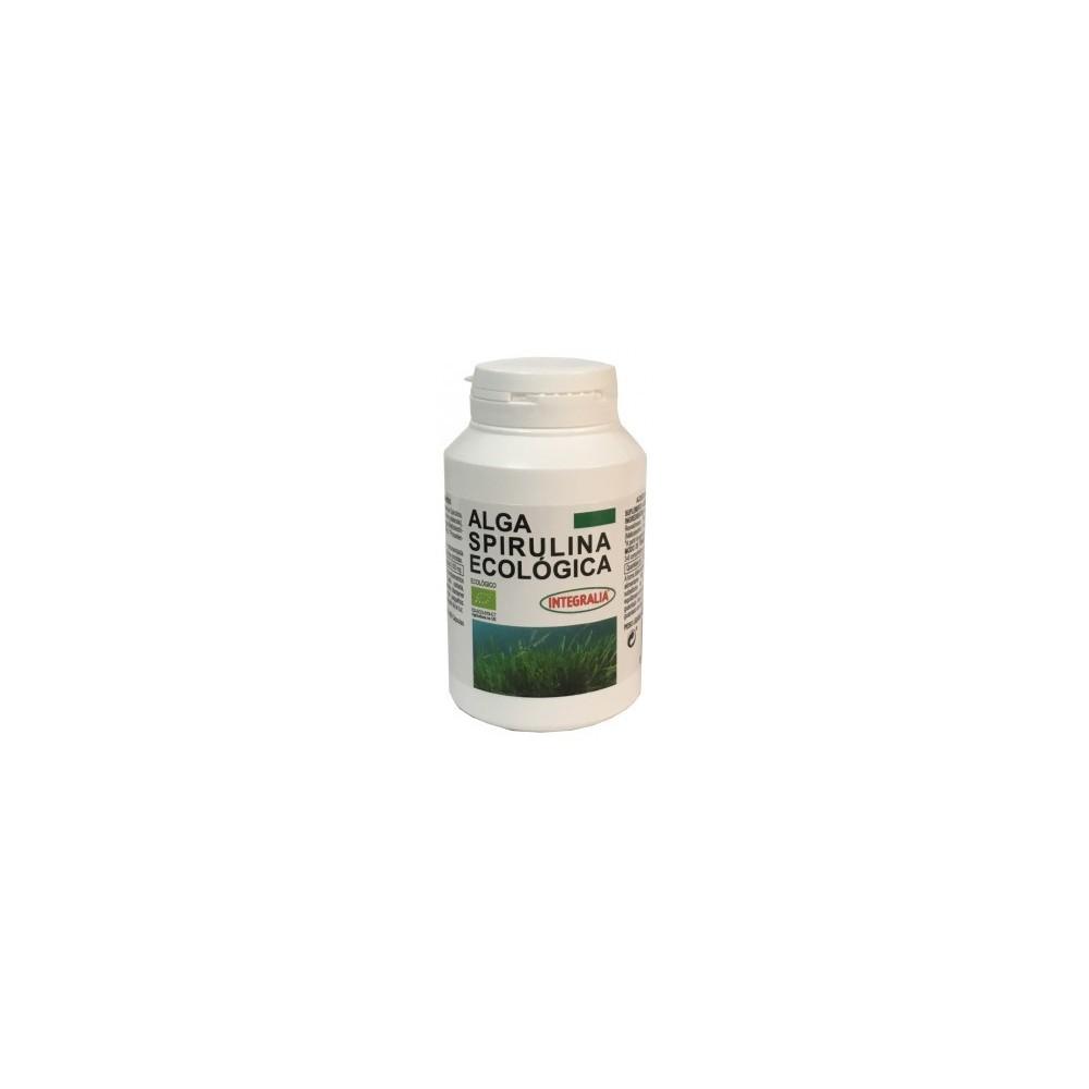 Alga Spirulina Ecológica Integralia INTEGRALIA 497 Inicio salud.bio