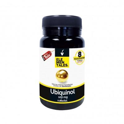 Ubiquinol 100mg - Elementales de Novadiet Novadiet 53501 Sistema inmunitario salud.bio