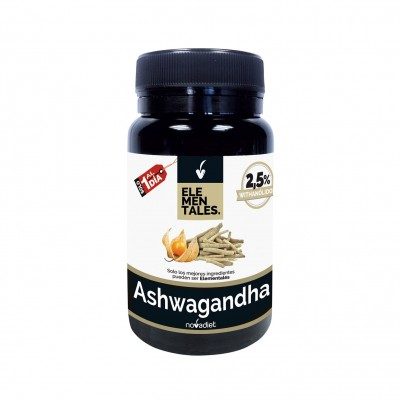 Ashwagandha - Elementales de Novadiet