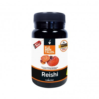 Reishi - Elementales de Novadiet Novadiet 53512 Sistema inmunitario salud.bio