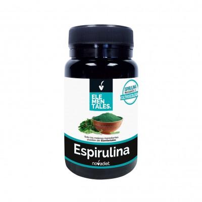 Espirulina - Elementales de Novadiet Novadiet 53515 Vitaminas y Minerales salud.bio