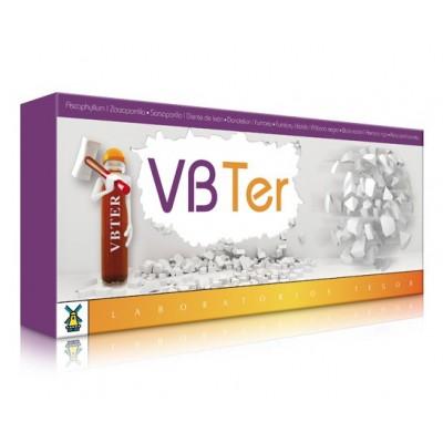 VB Ter ROMPEPIEDRAS de Laboratorios Tegor Tegor T03030 Bienestar urinario. Ayuda en el bienestar urinario. salud.bio