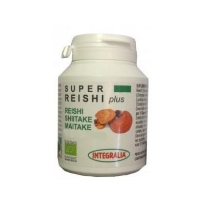 Super Reishi Plus BIO Integralia INTEGRALIA 463 Sistema inmunitario salud.bio