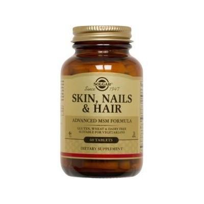 Pelo, piel y uñas SOLGAR SOLGAR 161735 Piel, Cabello y Uñas, Complementos y Vitaminas salud.bio