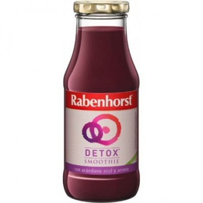 SMOOTHIE DETOX 240 ml RABENHORST Rabenhorst R1915 Zumos salud.bio