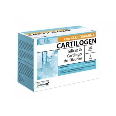 Cartilogen de Dietmed 20 sobres Dietmed  Inicio salud.bio