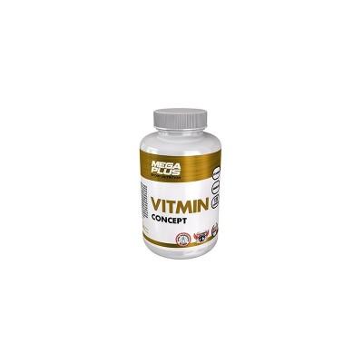 VITMIN CONCEPT de Megaplus Megaplus 142020 Vitaminas y Multinutrientes salud.bio