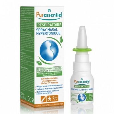 Puressentiel spray nasal 15 ml  Puressentiel Laboratorios  3401097183190 Sistema respiratório salud.bio