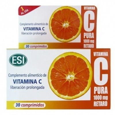 Vitamina C 1000mg Retard de ESI