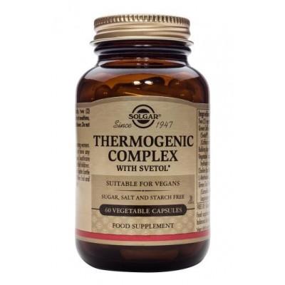 Thermogenic Complex 60 Cápsulas de Solgar SOLGAR 1651285 Inicio salud.bio