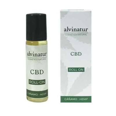 Roll on CBD de Alvinatur alvinatur Roll on CBD Cosmética Natural salud.bio