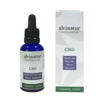 Serum Facial CBD de Alvinatur alvinatur Serum Facial CBD Cosmética Natural salud.bio