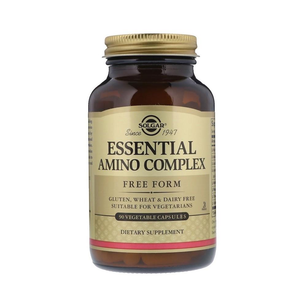 Essential Amino Complex de Solgar