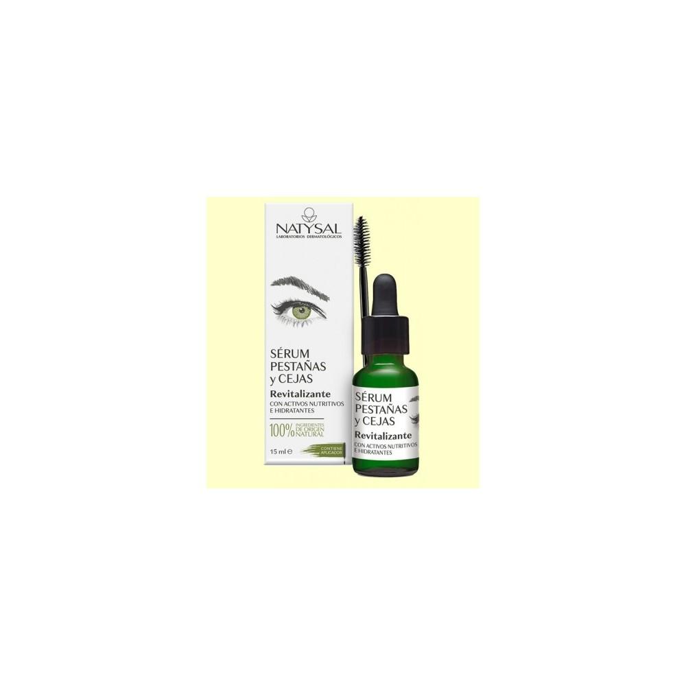 Serum pestañas y cejas de Natysal Natysal 13581 Cosmética Natural salud.bio