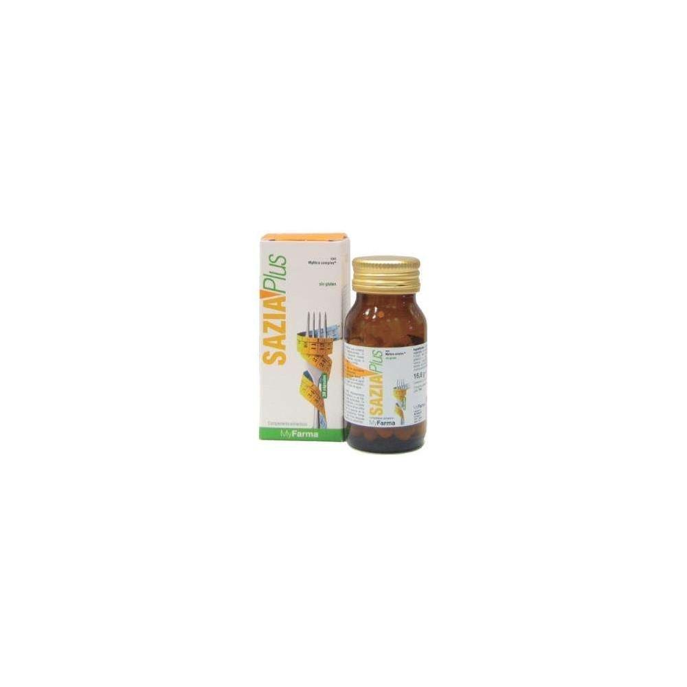 SAZIA plus de MyFarma Herbofarm  Inicio salud.bio