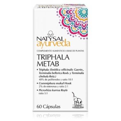 Triphala Metab Ayurveda de Natysal Natysal 13538 Control de Peso salud.bio