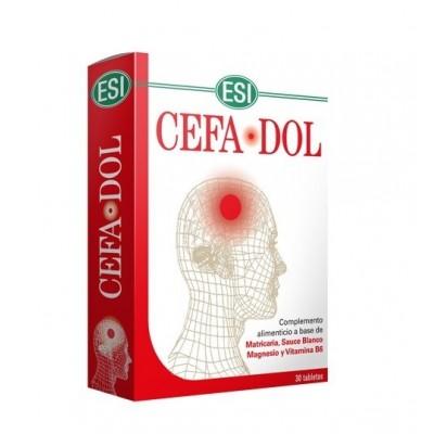 CEFADOL de ESI (30 TABL.) ESI LABORATORIOS 03010151 Patologías e indicaciones salud.bio
