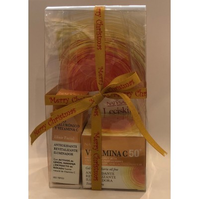 Pack oferta Vitamina C de Natysal