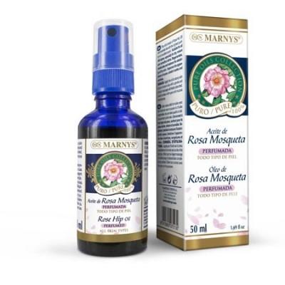 Aceite de Rosa Mosqueta Perfumada de Marnys Marnys AP207 Piel, Cabello y Uñas, Complementos y Vitaminas salud.bio