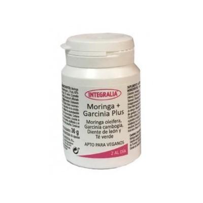 Moringa + Garcinia Plus de Integralia INTEGRALIA 529 Control de Peso salud.bio