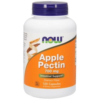 Pectina de Manzana, 700 mg, 120 cápsulas de Now Foods