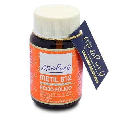 METIL B12 ÁCIDO FÓLICO de Tongil Tongil (Estado Puro) M46 Vitamina B salud.bio