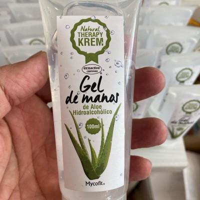 Gel de manos de Aloe Vera hidroalcohólico de Mycofit