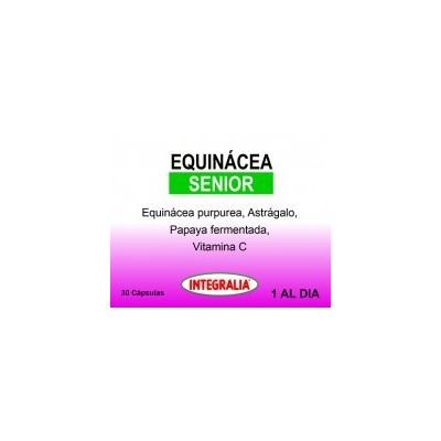 Equinacea Senior con Astragalo de Integralia INTEGRALIA 464 Sistema inmunitario salud.bio