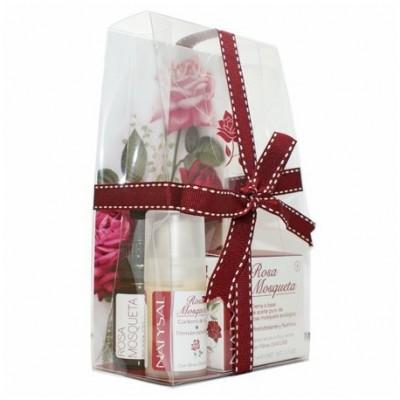 Pack Oferta Crema tratamiento Rosa Mosqueta de Natysal Natysal 13255 Cosmética Natural salud.bio