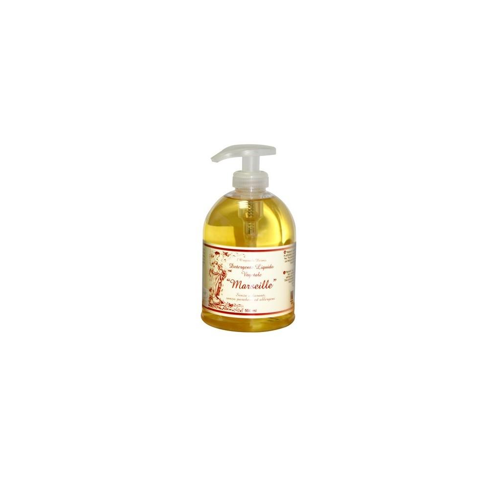 Jabon de Marsella (Liquido) 500ml de ESI ESI LABORATORIOS 29010601 Cuidado externo e higiene salud.bio