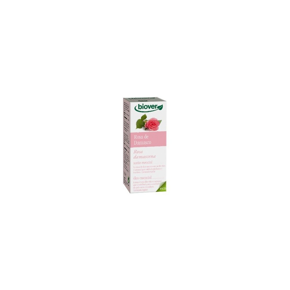 Aceite esencial Rosa de Damasco 1ml de Biover
