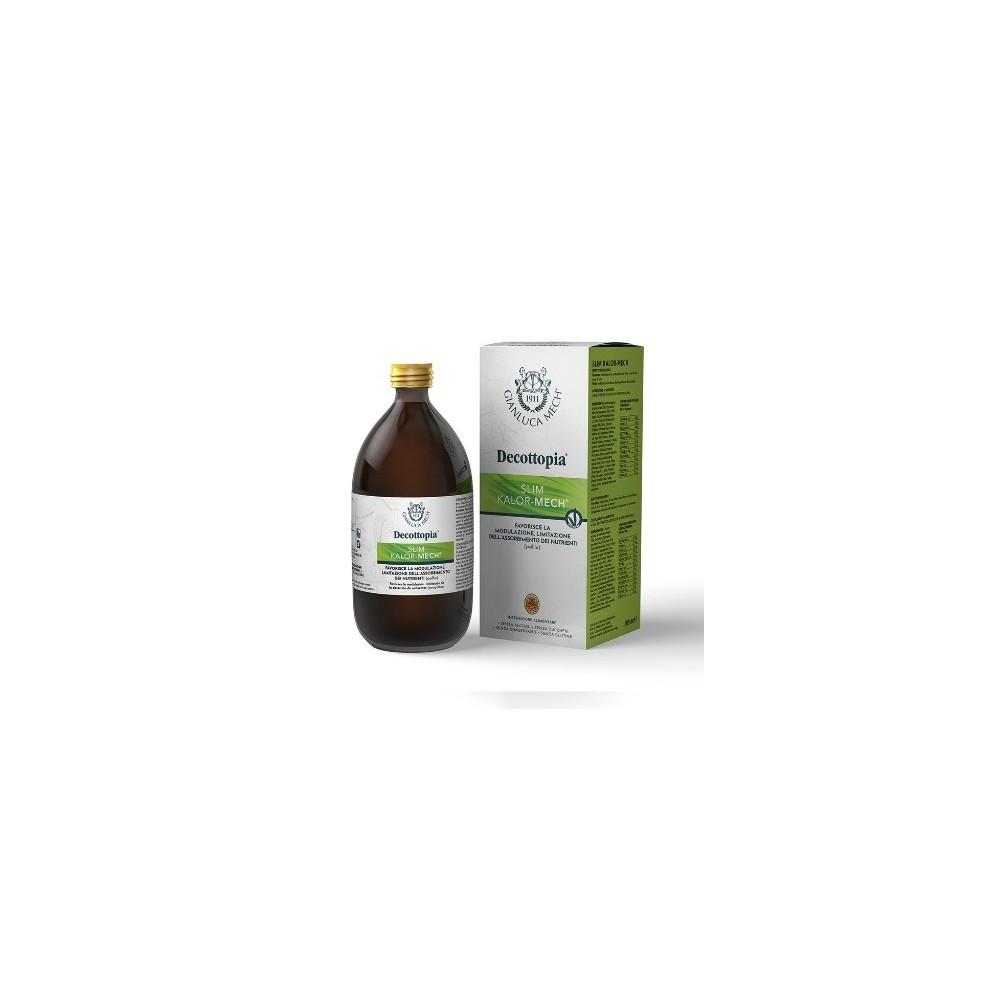 Slim kalormech 500 ml de Gianluca Mech GIANLUCA MECH IFI28DA2800 Control de Peso salud.bio