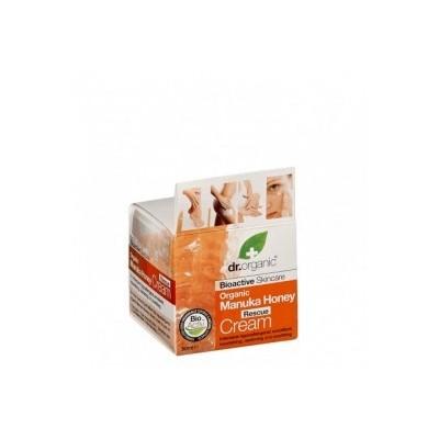 Crema de Rescate Miel de Manuka de Dr. Organic Doctor Organic DR00130 Cosmética Natural salud.bio