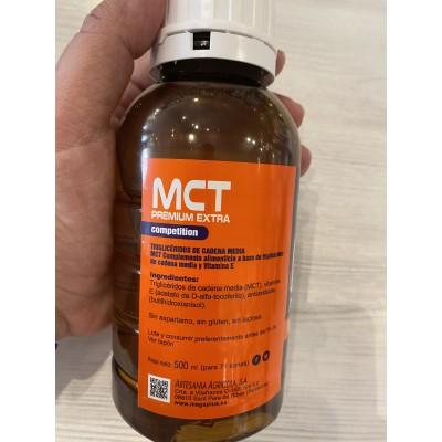 MCT (TRIGLICÉRIDOS DE CADENA MEDIA) Megaplus 171025 Suplementos Deportivos (Complementos Alimenticios) salud.bio