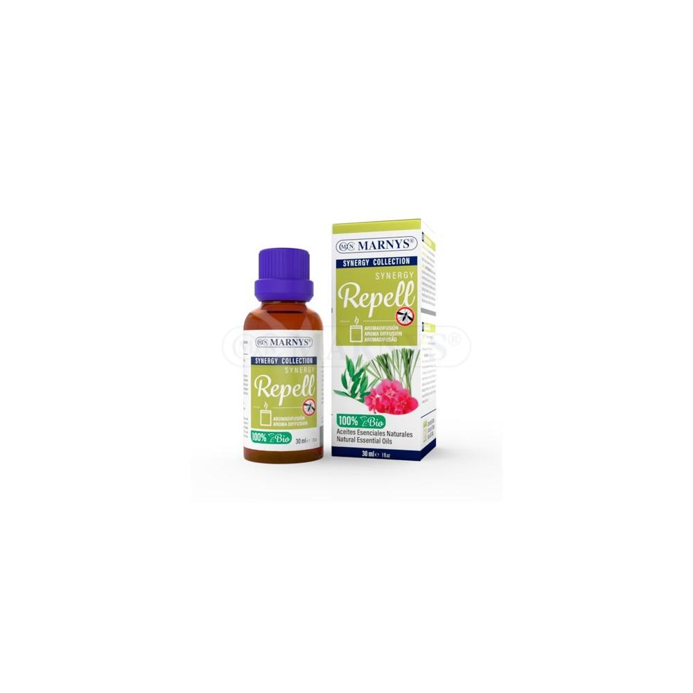 Synergy Repell de Marnys Marnys AE196 Aromaterápia salud.bio