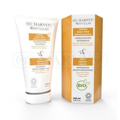 Crema para pies reparadora Marnys DERM005 Aromaterápia salud.bio