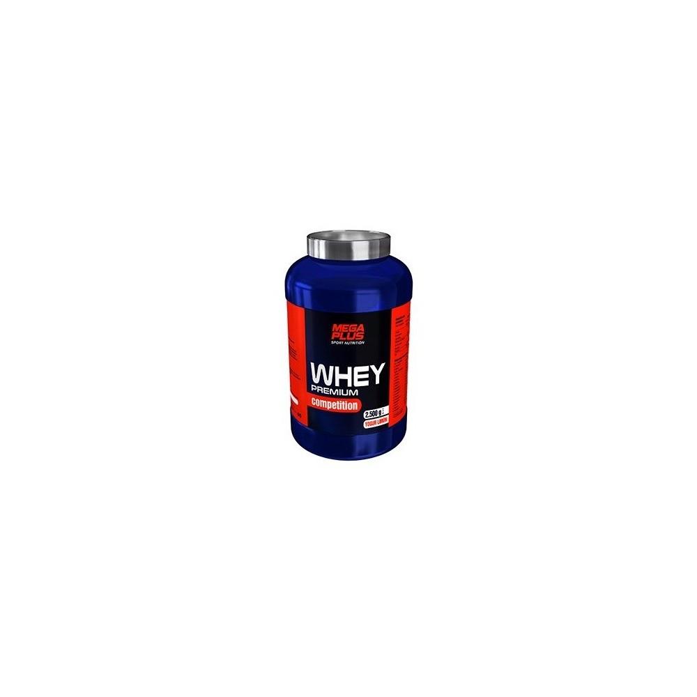 Proteina Whey Premium Competition de Megapluss Megaplus 162002 Proteinas salud.bio