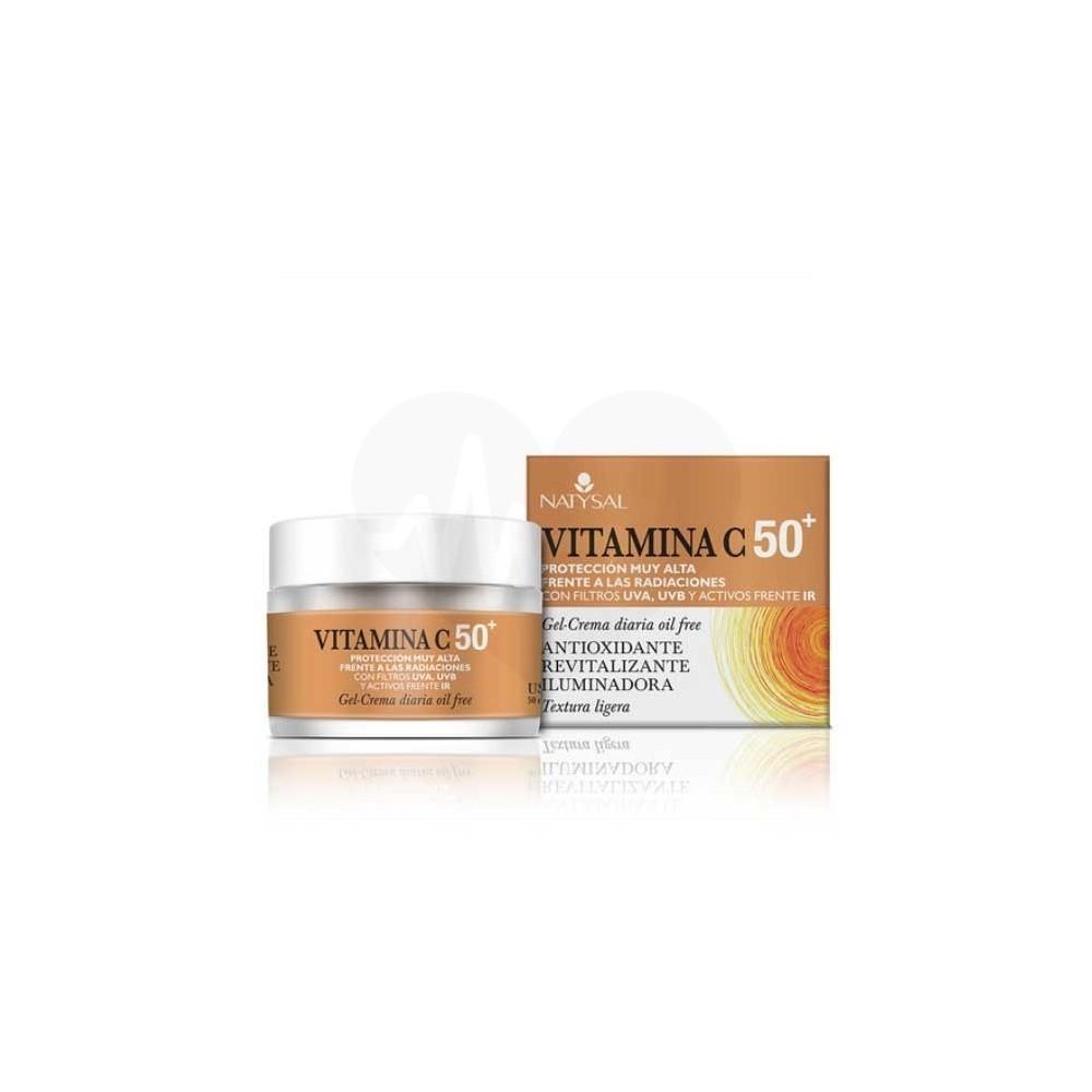 Crema de Vitamina C de Natysal Natysal NAT-13478 Cosmética Natural salud.bio
