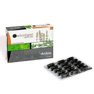 Carbodigest de derbos derbós laboratorio natural 099 Ayudas aparato Digestivo salud.bio
